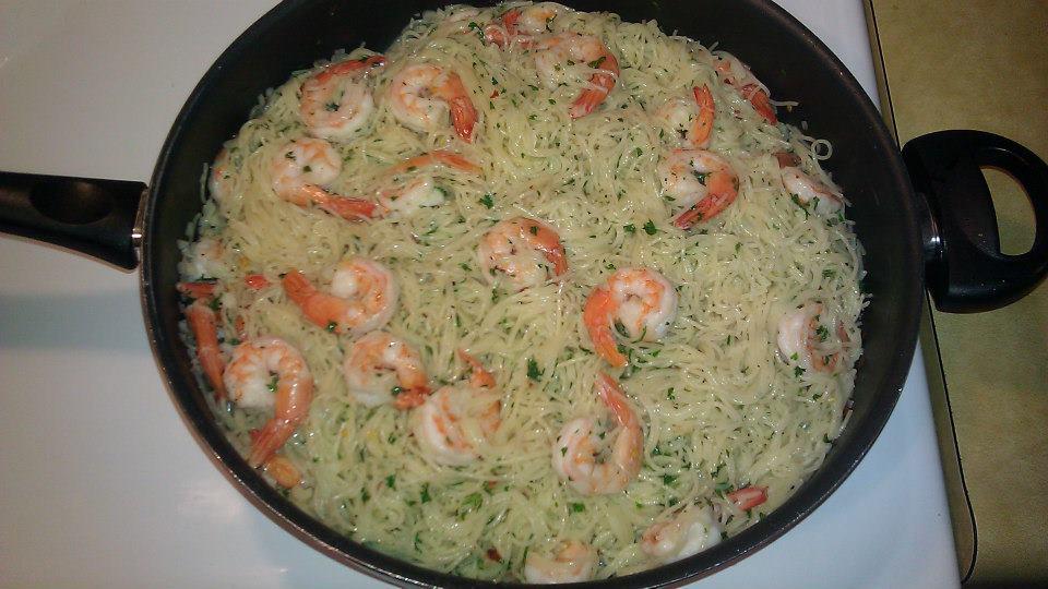 Shrimp Scampi With Angel Hair Pasta   Loving Food, Fashion, & Life
