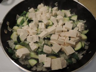 Vegetable Tofu