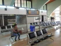 Abu Dhabi bus station